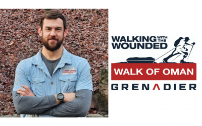 Grenadier Walk of Oman Expedition Welcomes New Team Member- Ben Gallagher